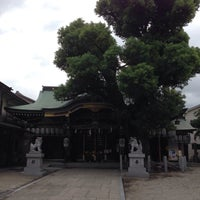 Photo taken at 石津神社 by らさま on 9/1/2015