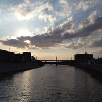 Photo taken at 太陽橋 by らさま on 9/13/2015