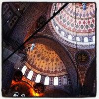 Photo taken at Yeni Cami by Celalettin G. on 9/14/2012