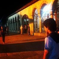 Photo taken at Nurbanu Valide-i Atik Sultan Camii by Celalettin G. on 6/5/2013