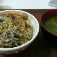 Photo taken at Sukiya by にこ on 9/26/2015