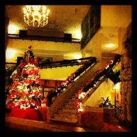 Photo taken at Hotel Copantl by Javier C. on 11/24/2012