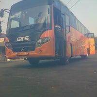 Photo taken at Terminal Bus Boyolali by RyeCho M. on 9/30/2014