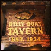 Photo taken at Billy Goat Tavern by Evan P. on 1/19/2013