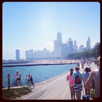 Photo taken at Fullerton Beach by Evan P. on 7/14/2013