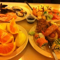 Photo taken at Hibachi Sushi & Supreme Buffet by Janice Z. on 1/6/2013