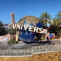 Photo taken at Universal Orlando Resort by Rj E. on 11/20/2012