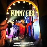 Photo taken at Diamond Head Theatre by Rj E. on 10/6/2012