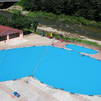 Photo taken at Kensington Resort Cheongpyeong by myrenying on 8/25/2013