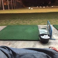 Photo taken at Pelangi Public Golf Driving Range by Farhan Z. on 1/12/2016