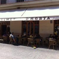 Photo prise au Quimet d'Horta par Jan G. le5/5/2013