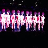 Photo taken at Le Crazy Horse by Alexandra O. on 2/25/2014