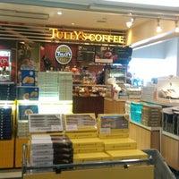 1/9/2016にきっちゃん。 @.がTULLY'S COFFEE 羽田空港第一ターミナル店で撮った写真