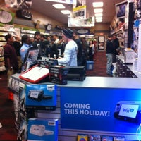 Photo taken at GameStop by Shay W. on 10/30/2012