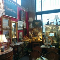 Photo taken at vintage bank antiques by David C. on 3/29/2014