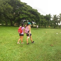 Photo taken at Ko'olau Golf Club by kathy on 9/13/2015
