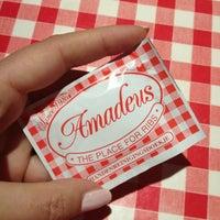 Photo taken at Amadeus I by Manon on 12/27/2012