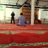 Photo taken at Masjidul Ibrahim by ArEaph C. on 9/8/2013