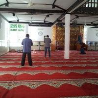Photo taken at Masjidul Ibrahim by ArEaph C. on 9/21/2013