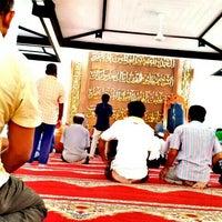 Photo taken at Masjidul Ibrahim by ArEaph C. on 9/28/2013