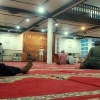 Photo taken at Masjidul Ibrahim by ArEaph C. on 8/30/2013