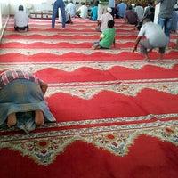 Photo taken at Masjidul Ibrahim by ArEaph C. on 9/1/2013