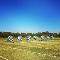 Photo Taken At Sydney Olympic Park Archery Centre By Steve J On 9 11