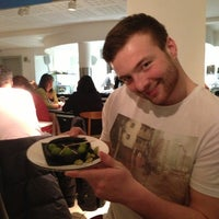 Photo taken at PizzaExpress by George G. on 2/1/2013