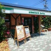 Photo taken at Komeda's Coffee by Ichiro T. on 8/20/2016