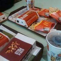 Photo taken at McDonald's CC El Rosal by Anecdotario d. on 3/3/2014