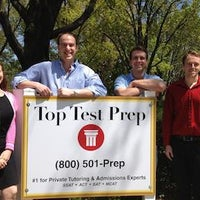 Photo taken at Top Test Prep by Ross B. on 3/6/2014