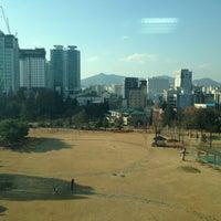 Photo taken at 계룡스파텔 by M H. on 12/8/2013
