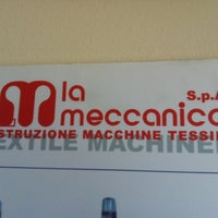 Photo taken at La Meccanica by Marco M. on 7/3/2013