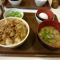 Photo taken at すき家 富山新屋店 by シューマ 8. on 3/11/2017