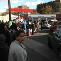 Photo taken at Citgo by Joseph L. on 11/2/2012