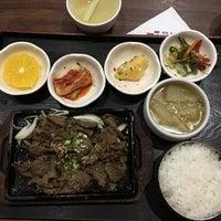 Photo taken at Hyang-to-gol Korean Restaurant by Mickey C. on 8/22/2017