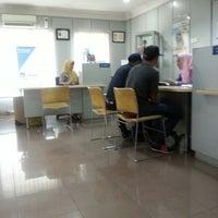 Photo taken at ATM Center Sentra Eropa Kota Wisata by Feby K. on 5/30/2014