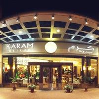Photo taken at Karam Beirut by Rami B. on 4/25/2013