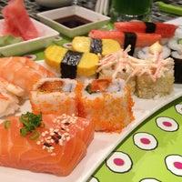 Photo taken at Fushi Sushi by Rami B. on 5/18/2013