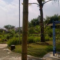 Photo taken at Restoran Kampung Nirwana by anin a. on 8/18/2013