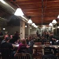 Photo taken at Lowdown Brewery+Kitchen by Quint P. on 2/9/2014