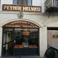 3/13/2013 tarihinde Serkan A.ziyaretçi tarafından Hüsmenoğlu Peynir Helvası'de çekilen fotoğraf