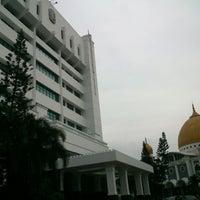 Photo taken at Kantor Gubernur Jawa Timur by Edwin A. on 3/1/2013