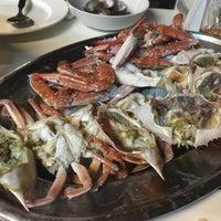 Photo taken at Ruangrit Seafood by Bank K. on 5/1/2017