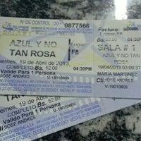 Foto tomada en Súper Cines La Cascada por @robecolby el 4/19/2013