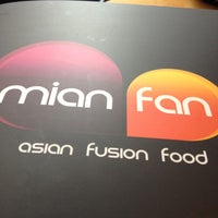 Photo taken at Mian Fan by Kevin G. on 11/28/2012