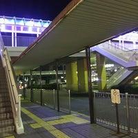 Photo taken at 京阪守口市駅 バスターミナル by ei2ei2_feather on 1/19/2017