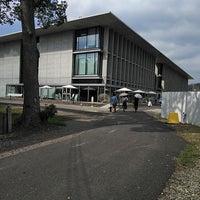 10/10/2017にei2ei2_featherが京都府立大学 稲盛記念会館で撮った写真