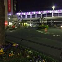 Photo taken at 京阪守口市駅 バスターミナル by ei2ei2_feather on 1/10/2017