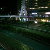 Photo taken at 京阪守口市駅 バスターミナル by ei2ei2_feather on 5/1/2017